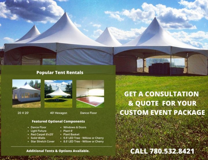 Event Tents & Options